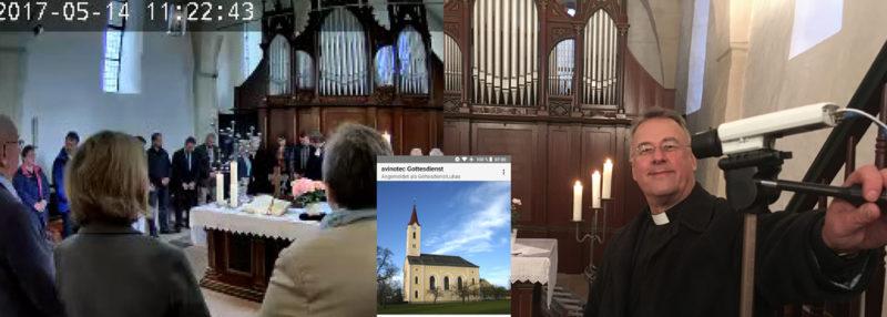 Kirchen-Kamera